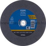 80 T 400-3,8 K PSF CHOP STEEL/25,4