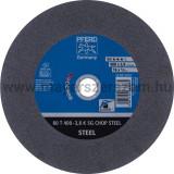 80 T 400-3,8 K SG CHOP STEEL/25,4