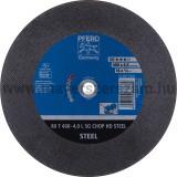 80 T 400-4,0 L SG CHOP HD STEEL/25,4