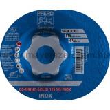 CC-GRIND-SOLID 115 SG INOX