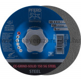 CC-GRIND-SOLID 150 SG STEEL