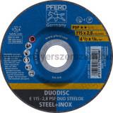 DUODISC E 115-2,8 PSF DUO STEELOX