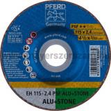 VÁGÓKORONG EH 115-2,4 PSF ALU+STONE