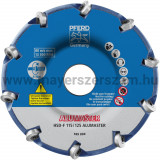HIGH SPEED DISC HSD-F 115/125 ALUMASTER