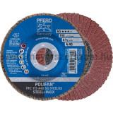 POLIFAN LEGYEZŐLAPOS CSISZOLÓKORONG PFC 115 A40 SG STEELOX