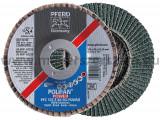 PFC 180 Z 120 SG/22,23 POLIFAN®-legyezőlapos csiszolókorongok