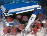 SET PNL/Z/R 6050 UGER 5/90 230 V POLINOX®-készlet fém kofferban
