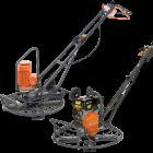 Husqvarna gyalogvezetésű betonsimító gépek (BG sorozat)