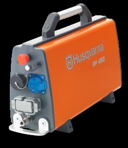 Husqvarna PP 490 erőforrás, 5 pólusú, 380–400 V termék fő termékképe