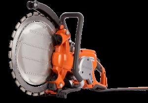 Husqvarna K 6500 RING elektromos kézi falvágó gép, Ø 370 mm termék fő termékképe