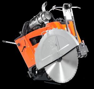 Husqvarna FS 5000 D aljzatvágó, 750 mm-es tárcsavédővel termék fő termékképe