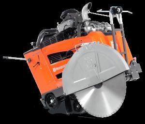 Husqvarna FS 7000 D aljzatvágó, 900 mm-es tárcsavédővel termék fő termékképe