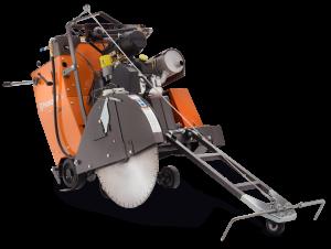 Husqvarna FS 3500 G aljzatvágó, 750 mm-es tárcsavédővel termék fő termékképe