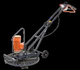 Husqvarna BG COMBI 1020 E gyalogvezetésű betonsimító (elektromos motorral)