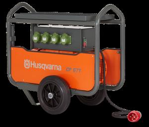 Husqvarna CF 67T frekvenciaátalakító háromfázisú meghajtással termék fő termékképe