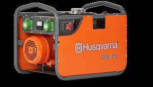 Husqvarna CFG 25 generátor Honda motorral termék fő termékképe