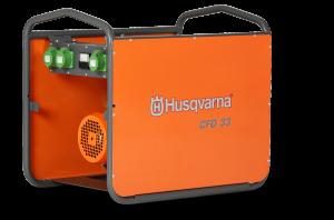 Husqvarna CFD 33 generátor Lombardini motorral termék fő termékképe