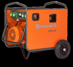 Husqvarna CFG 67 generátor Honda motorral termék fő termékképe