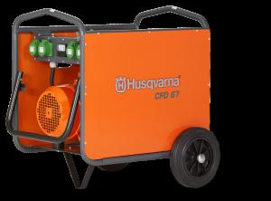 Husqvarna CFD 67 generátor Lombardini motorral termék fő termékképe
