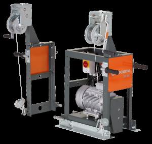 Husqvarna BT 90 E moduláris lehúzógerenda (elektromos motorral) termék fő termékképe