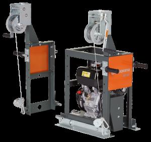 Husqvarna BT 90 G moduláris lehúzógerenda Honda benzinmotorral termék fő termékképe