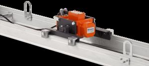 Husqvarna BE 20 iker lehúzógerenda (elektromos motorral) termék fő termékképe
