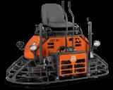 Husqvarna CRT 36-26A duplarotoros betonsimító gép, Honda motorral