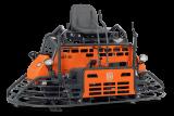 Husqvarna CRT 48-33K-DF duplarotoros betonsimító gép, Kubota motorral