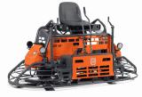Husqvarna CRT 48-33K duplarotoros betonsimító gép, Kubota motorral