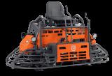 Husqvarna CRT 48-37V duplarotoros betonsimító gép, Briggs&Stratton motorral