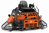 Husqvarna CRT 48-57K-PS duplarotoros betonsimító gép, Kubota motorral