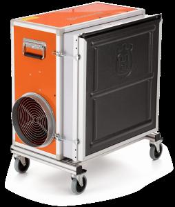 Husqvarna A 2000 hordozható légtisztító termék fő termékképe