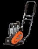 Husqvarna LF 50 L előre haladó lapvibrátoros tömörítő talajhoz, Honda motorral