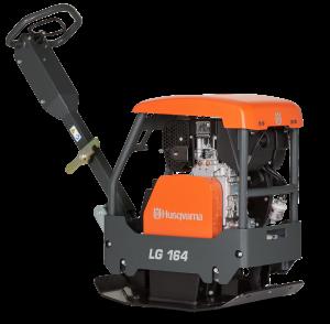 Husqvarna LG 164 előre és hátra haladó lapvibrátor Hatz motorral, 600 mm termék fő termékképe