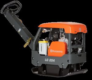 Husqvarna LG 204 előre és hátra haladó lapvibrátor Hatz motorral, 500 mm termék fő termékképe