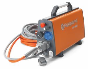 Husqvarna PP 492 HF erőforrás, adapter kábellel együtt, 380-400 V, 5-pólusú termék fő termékképe