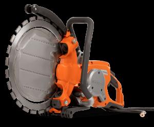 Husqvarna K 7000 RING elektromos kézi falvágó gép, Ø 370 mm termék fő termékképe