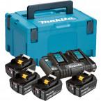 Makita akkumulátorok és töltők