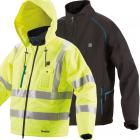 Makita akkus fűthető/hűthető kabátok, mellények, takarók