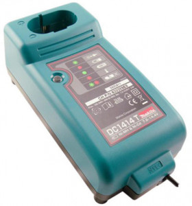 Makita DC1414 7.2 - 14.4 V Li-Cd, Ni-MH akkumulátor töltő termék fő termékképe
