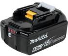 Makita BL1860B BULK 18 V 6.0 Ah LXT Li-ion akkumulátor