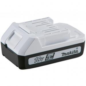Makita BL1815G 18 V 1.5 Ah Li-ion akkumulátor, G-széria termék fő termékképe