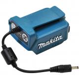 Makita 198639-2 10.8 / 12 V CXT adapter hűthető kabáthoz