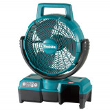 Makita CF001GZ akkumulátoros ventilátor, 235 mm (akku és töltő nélkül)