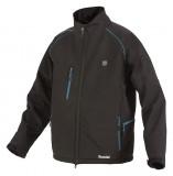 Makita CJ105DZM akkus fűthető kabát (akku és töltő nélkül)