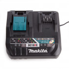 Makita DC18RE 10.8 -18 V CXT és LXT Li-ion akkumulátor töltő (gyors)