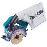 Makita DCC500Z szénkefe nélküli akkumulátoros gyémántvágó (akku és töltő nélkül)