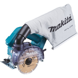 Makita DCC500Z szénkefe nélküli akkumulátoros gyémántvágó (akku és töltő nélkül) termék fő termékképe