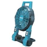 Makita DCF201Z akkus ventilátor (akku és töltő nélkül)