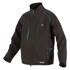 Makita DCJ205ZS akkus fűthető kabát (akku és töltő nélkül) termék fő termékképe